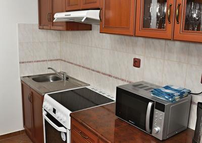 Penzion Kadlec Zaječí - kuchyně