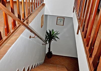 Penzion Kadlec Zaječí - schodiště